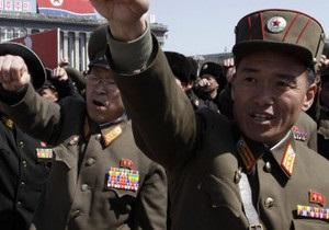 КНДР - Південна Корея - війна