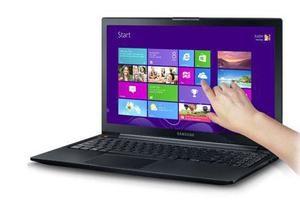 Ноутбук - Samsung ATIV Book 6 - дисплей - сенсор - Full HD