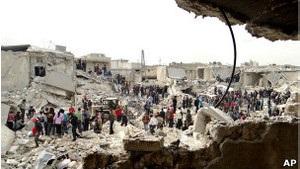 Сирійська армія обстрілює населення - правозахисники