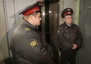 У Москві затримали чоловіка, який захопив у заручниці свою бабусю