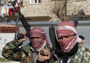 На боці сирійських повстанців воюють сотні бельгійців