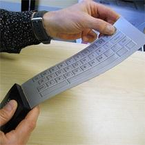 Сенсорна клавіатура - Інженери створили гнучку сенсорну клавіатуру з імітацією механіки
