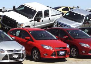 Названо найпопулярніший автомобіль 2012 року