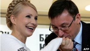 ВВС Україна: Чи стане Тимошенко наступною після Луценка?