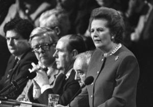 Reuters: Політичний крах Тетчер у 1990 році з точки зору очевидця