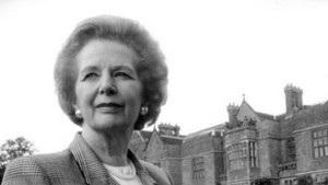 Велика британка : реакція світу на смерть Тетчер