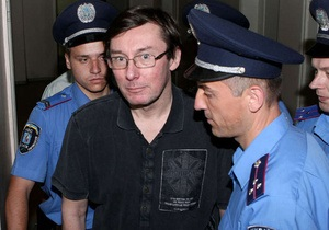 Луценко вийшов з колонії і поспілкувався з журналістами: У мене немає амбіцій на президентську кампанію