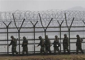 Британське МЗС не побачило ознак передислокації військ у КНДР