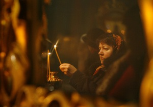 Благовіщення Пресвятої Богородиці відзначається 7 квітня