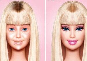 Мексиканский дизайнер изобразил Барби без макияжа