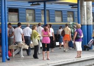 Купить билет на поезд  - Укрзалізниця запускает именные билеты