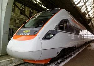 Крюківський ВБЗ - швидкісні поїзди - Сучасні швидкісні поїзди українського виробництва отримали дозвіл на експлуатацію