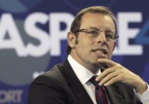 Президент Барселоны пригласил Папу Римского на футбол