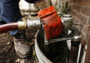 Україна хоче наростити обсяги транзиту казахстанської нафти на п ять мільйонів тонн на рік
