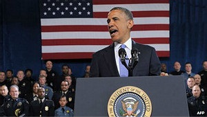 Обама закликає посилити контроль над зброєю