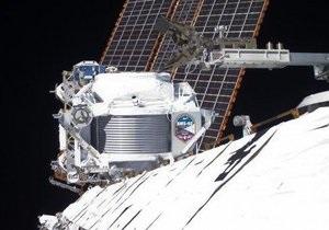 Темна матерія - космос - Детектор AMS-02 виявив сліди темної матерії