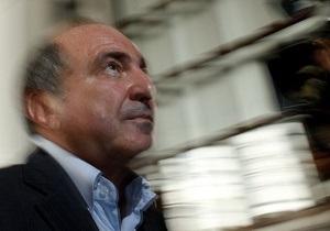 ЗМІ: листа Березовського Путіну особисто передав Абрамович