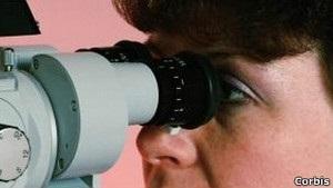 Краплі для очей можуть врятувати зір - вчені
