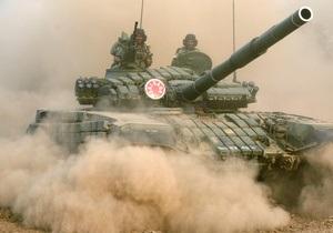 Новости Индии - индийские танки - Индия научит танки видеть в темноте