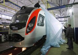 Поезда Интерсити - Опытная эксплуатация поездов Hyundai и Skoda продлится до конца лета - Укрзализныця