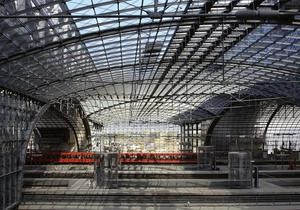 Берлін - вокзал - бомба