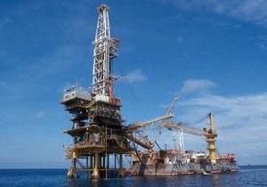 Добыча газа на украинском морском шельфе выросла более чем на треть
