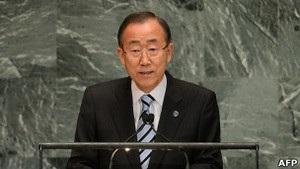 Пан Гі Мун: криза у КНДР зайшла надто далеко