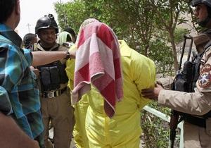 В Іраку стратили екс-главу осередку Аль-Каїди
