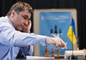 Шахи. Українець Іванчук не дозволив Крамнику виграти турнір претендентів