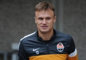 Шахтар продовжив контракт із 33-річним українським захисником