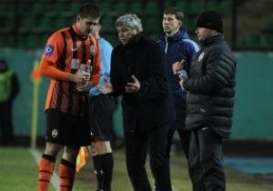 Луческу дав гравцям Шахтаря вихідні перед матчем з Динамо