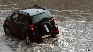 КМДА радить, що робити у разі раптової повені