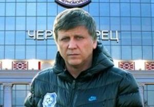Гендиректор Чорноморця: Для нас матч з Динамо - це звичайний, рядовий поєдинок