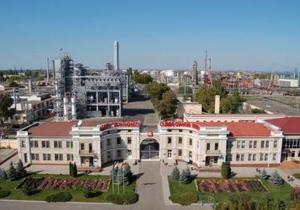 Владелец Металлиста и член Кабмина вместе запустили крупнейший НПЗ Украины