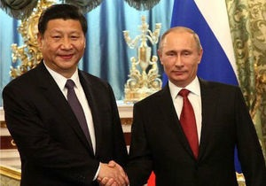 США - Москва - Пекін - сфери впливу
