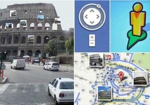 ВВС: Google Street View. Карти нового покоління