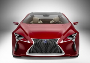 Lexus LF-LC - автомобілі Lexus - Красиві автомобілі - Lexus LF-LC. Гібридне купе з революційним дизайном надійде в серію