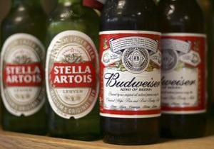 Ринок пива в Україні - Пиво Bud - Ринкова частка найбільшого в Україні виробника пива обвалилася до десятирічного мінімуму