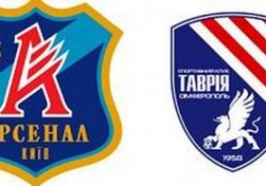 Офіційно: Таврія зіграє київський матч у Сімферополі