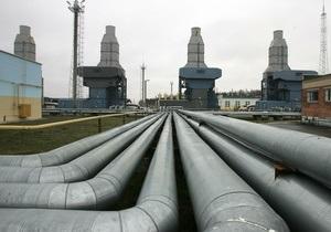Газпром обнародовал информацию о резком падении своей прибыли