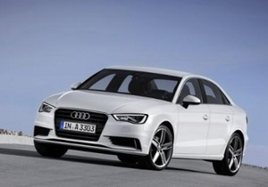Audi A3 - Audi представила найменший седан в своїй лінійці
