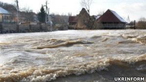 Київ та 11 областей може затопити - ДСНС