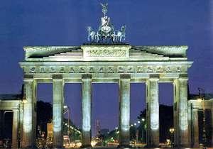 Бранденбурзькі ворота - Німеччина