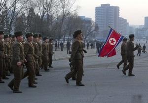 КНДР офіційно заявила в РБ ООН про загрозу війни на Корейському півострові