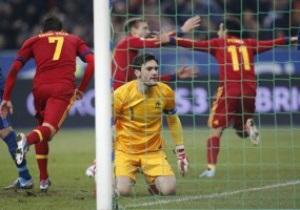 Іспанія обіграла Францію в Парижі