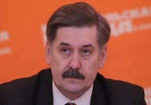 Перший заступник Попова подав у відставку