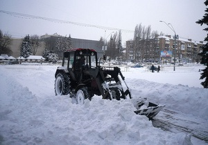 Глава Киевавтодора рассказал, сколько денег потребуется на очистку столичных дорог