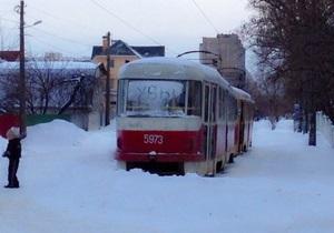Киевпастранс приобрел трамвайные вагоны по цене, завышенной более чем на 11 млн грн - прокуратура
