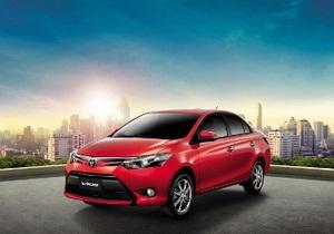 Toyota Vios - нові авто - Toyota представила новий бюджетний седан