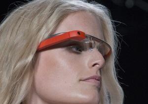 Google Glass - Новини США - Автолюбителям  не світять  окуляри від Google